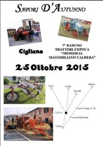 Mostra trattori 2015